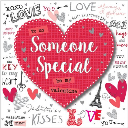 SOMEONE SPECIAL RED